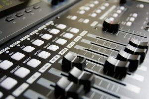 sound technician for events